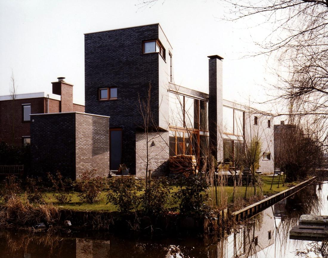 Moen & van Oosten - Woonhuis Rotterdam